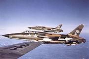 388th TFW F-105F Wild Weasles 1972