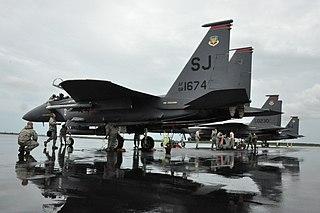 Seymour Johnson Air Force Base US Air Force base at Goldsboro, North Carolina, United States