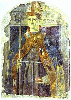 Louis of Toulouse French Catholic bishop and saint