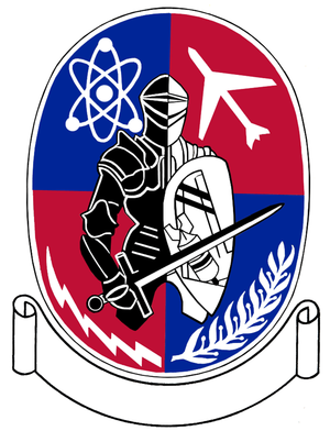 441st Air Expeditionary Squadron - Image: 441 Bombardment Sq emblem