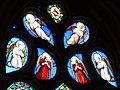 4423.Bunte Bleiglasfenster-Die Bibel in Bildern- Verständlich auch für Die die weder Lesen und noch Schreiben könnende Bevölkerung vergangener Zeiten.JPG