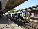 450111 at Basingstoke sunshine whole unit 40163328080.jpg