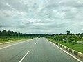 4 lane highway roads in India NH 48 Karnataka 4.jpg