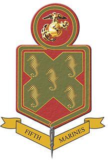 5th Marine Regiment Military unit