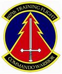 607 Training Flt emblem.png