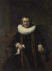 Portrait de Margaretha de Geer