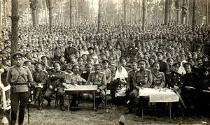 34 й пехотной дивизии 1917: