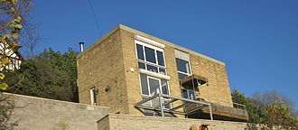 1955 in architecture - Image: 7 Gibralter Hill, Lincoln