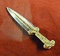 8. Akinak (dagger) bural mound Arzhan (VIII.-VII. B.C.) Tuva.JPG