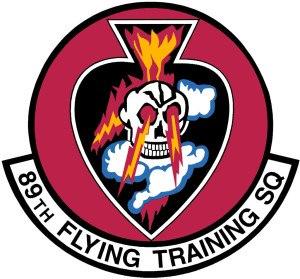 89th Flying Training Squadron - Image: 89th Flying Training Squadron