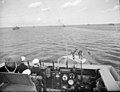 8th Army Victory Helps Malta- Convoys, Protected From Libyan Air Bases, Bring Enough Supplies For Months. 4 December 1942, in the Central Mediterranean, Aboard HMS Euryalus. A13677.jpg