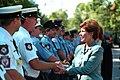 911- Mrs. Laura Bush at Memorial Service, 09-17-2001. (6124235707).jpg
