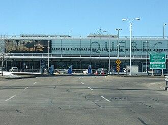 Québec City Jean Lesage International Airport - New airport terminal