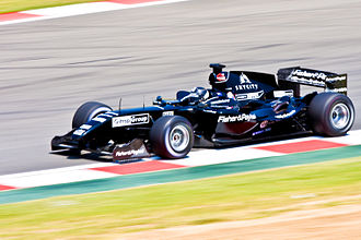 Earl Bamber - Bamber competing for A1 Team New Zealand at the 2008–09 A1 Grand Prix of Nations, South Africa.