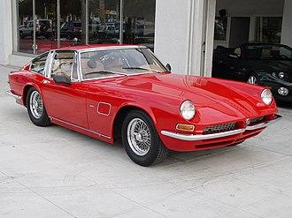 AC Frua - 1968 AC Frua coupé, quarter