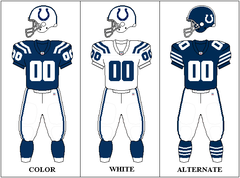 Dresy Indianapolis Colts