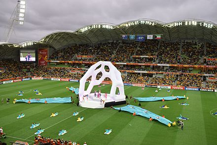 Asian Cup opening ceremony AFC Asian Cup Australia 2015.jpg
