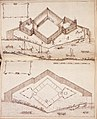 AMH-6404-NA Design for a fort and lodge on the island of Damme in the Moluccas.jpg