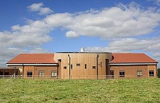 Hadlow College - The College's Animal Management Unit