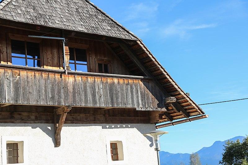 File:AT-39486 Bauernhaus, Gaggl-Hube, Trabenig 17.jpg