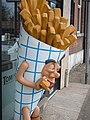 A Big Bag of Chips in Bury - geograph.org.uk - 750621.jpg