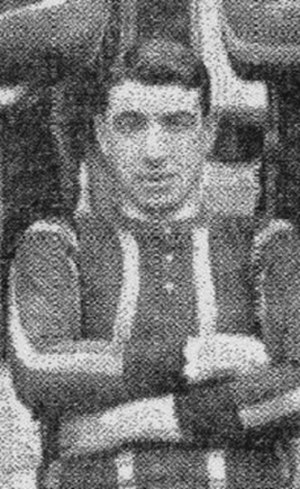 Adam Bowman - Bowman while with Brentford in 1907.