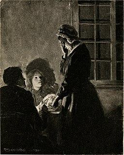 A Christmas carol (1900) (14779696202)