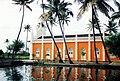 A Church in Kerala Backwaters, Cochin.jpg
