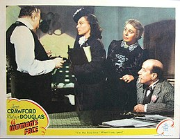 A Woman's Face lobby card.jpg