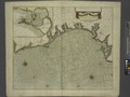 A chart of the sea coasts of ALGRAVE and ANDALUSIA between Cape St. Vincent and the Strait of Gibralter and C. Spartel NYPL1640608.tiff