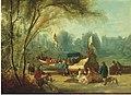 A pleasure cruise par Marie-Élisabeth boulanger en 1857.jpg