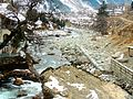 A view of the river in Kalam Valley near Usho forest 3.jpg