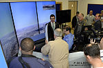 A virtual landing- F-35 simulator flies high in Israel (16980544349).jpg