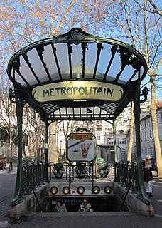 Art Nouveau in Paris