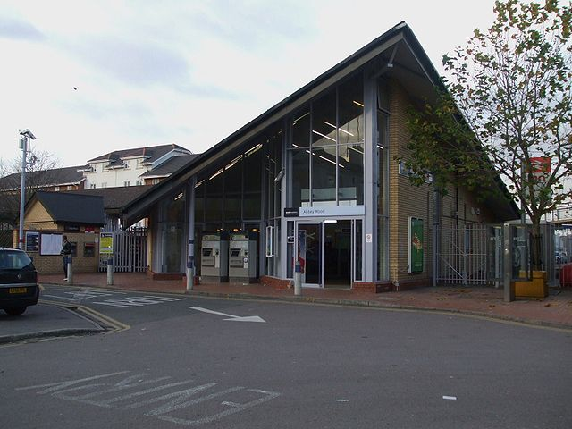 Bahnhof Abbey Wood