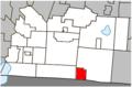 Abercorn Quebec location diagram.PNG