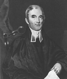 American historian and clergyman, Abiel Holmes