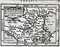Abraham Ortelius - Romania, Bvlgaria, Walachia et Syrfia.jpg