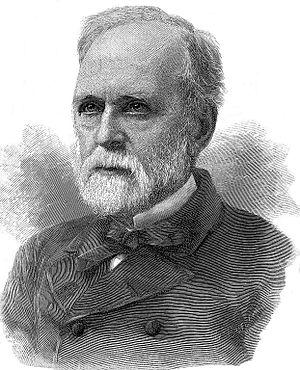 Abram Hewitt - Hewitt in 1888