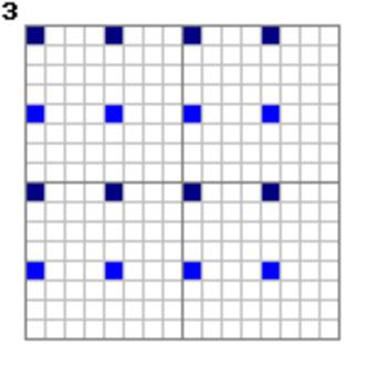 Adam7 algorithm - Image: Adam 7 pass 3