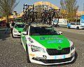 Adinkerke (De Panne) - Driedaagse van De Panne-Koksijde, etappe 1, 28 maart 2017, vertrek (A21).JPG