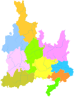 Administrative Division Tongren.png