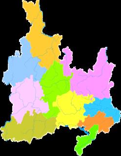 Shiqian County County in Guizhou, Peoples Republic of China