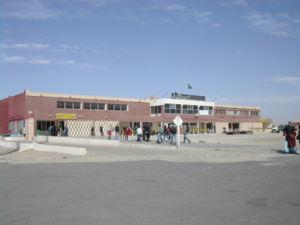 Tamanrasset - Tamanrasset Airport
