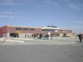 Aguenar – Hadj Bey Akhamok Airport - Image: Aeroport Tamanrasset