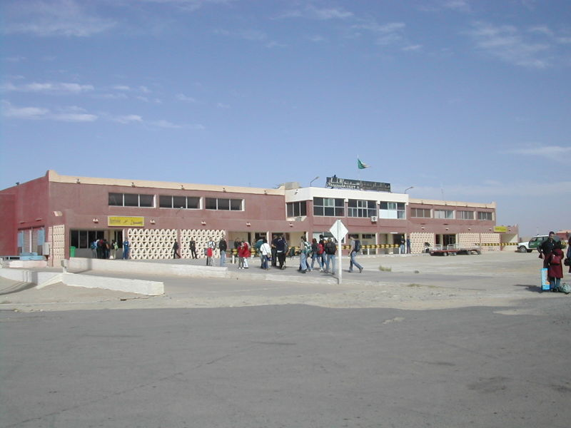 Vé máy bay đi Tamanrasset  Algérie