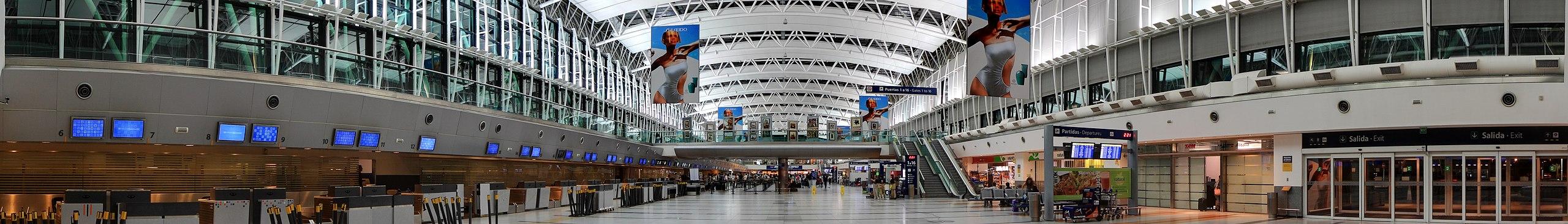 Ministro Pistarini International Airport – Travel guide at Wikivoyage