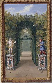 Выставка «Версальский Лабиринт»