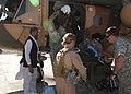 Afghan Air Force take child home (5160480025).jpg