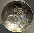 Afghanistan, piatto d'argento con shapur che uccide il cervo, IV sec.JPG